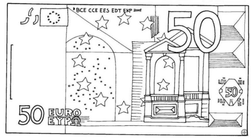 BON 50 EURO