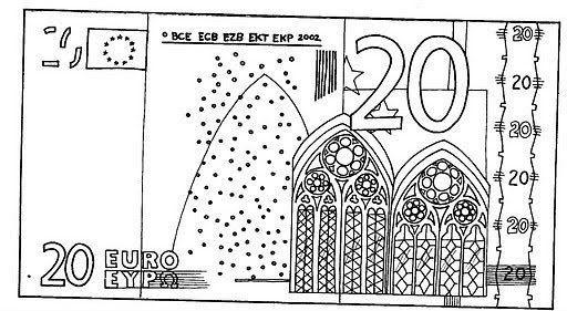 BON 20 EURO