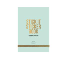 STICKERBOOK | GREEN