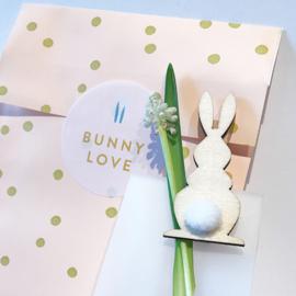 STICKER | Bunny Love