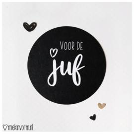 Stickers | VOOR DE JUF