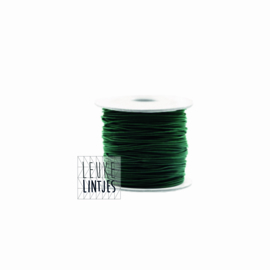 Elastiek koord | DARK GREEN