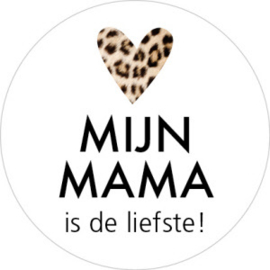Stickers | MAMA DE LIEFSTE | PANTER