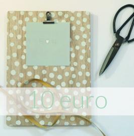C A D E A U B O N | 10 euro