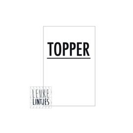 Minikaart | TOPPER