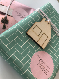 Gifttag setje | NEW HOME