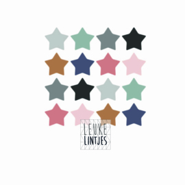 Stickers | STARS MULTICOLOR