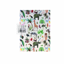 Cadeaupapier | Jungle