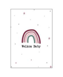 Wenskaart | WELKOM BABY