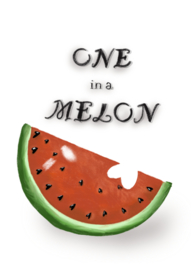 Kaartje | ONE IN A MELON