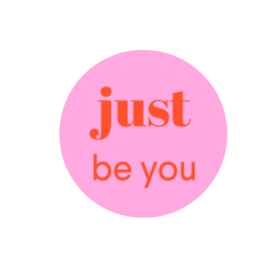 Sticker | JUST BE YOU