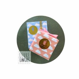 Stickers | Babyvoetje