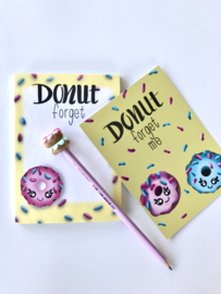 Stationaryset | DONUT FORGET