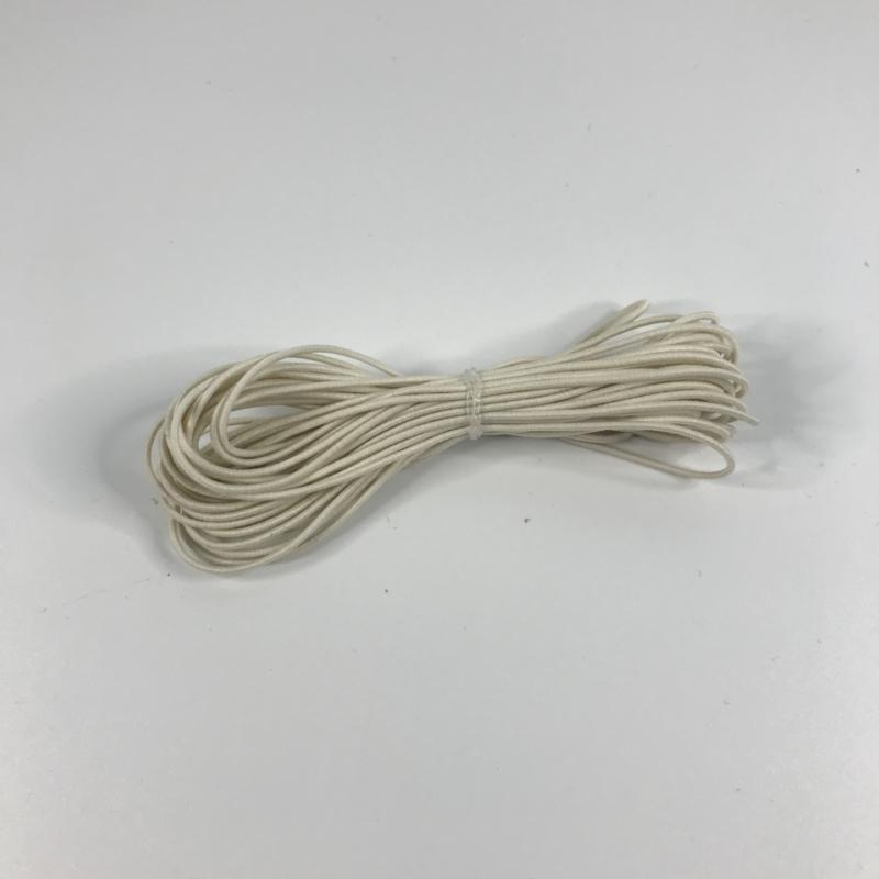koord | ELASTIEK | OFF-WHITE