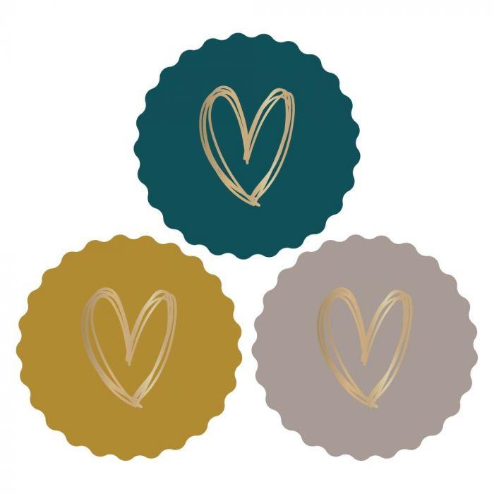 Stickers | HART | TRIO