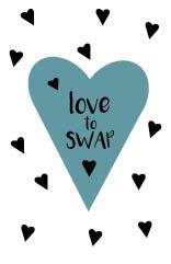MINIKAART | LOVE TO SWAP