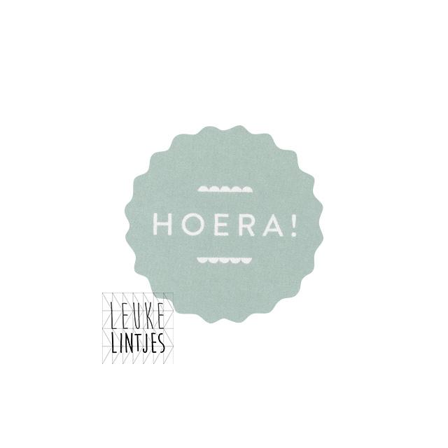 STICKER | HOERA Sage Green