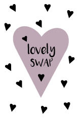 MINIKAART | LOVELY SWAP