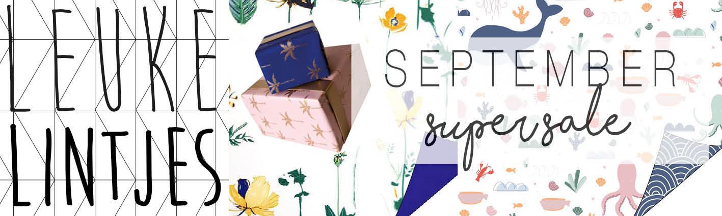 september super sale