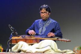 Concert Indiaas Slide Guitar en Tabla - Yoga Point Vleuten - Zondag 10 november - 15.00 uur - Neel Ranjan Mukherjee