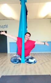 Aerial  Yoga XL Workshop - Woerden - Zaterdag 16 oktober - 13.00-15.00 - Renske