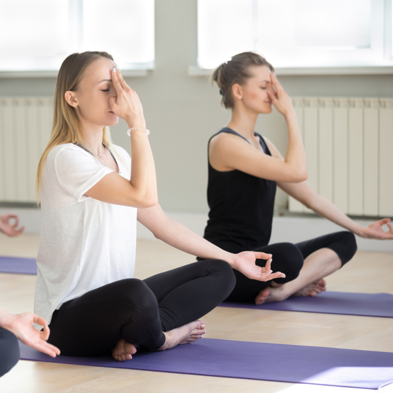 Yoga Nidra, Pranayama en Meditatie (100 uur)