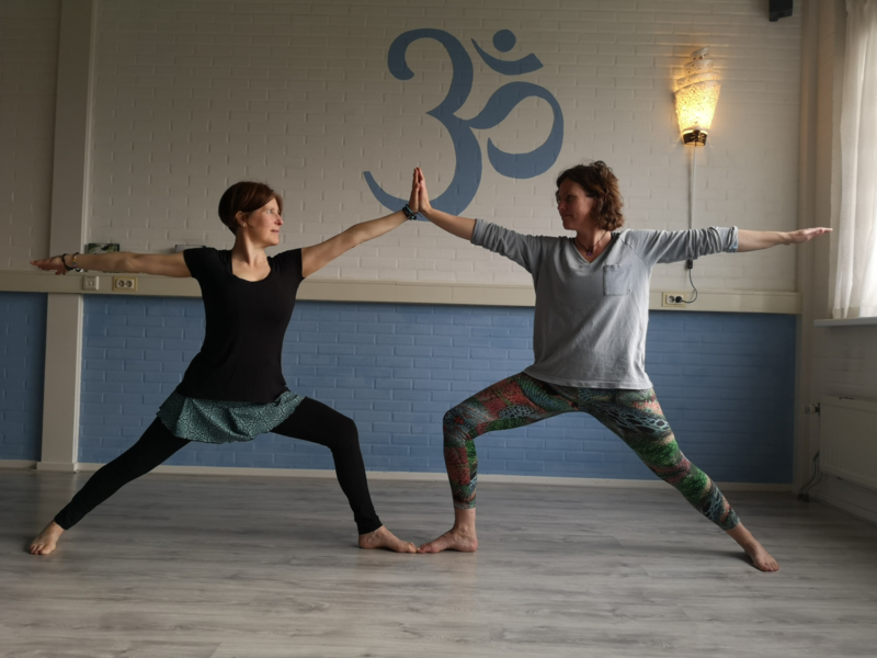 Een reis langs de onderste chakra's en je eigen verhaal, Chakra en Systemisch Werk workshop - Yoga Point Woerden - zondag 10 mei -  13.30-16.30 - Loes Mackenzie en Mirjam Jansens