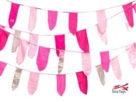 Roze slinger
