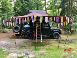Pimp your camping site