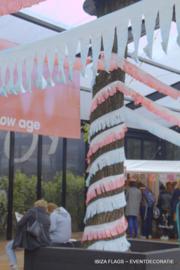 Slingers voor Happinez Festival