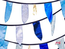 Blauwe slinger huren