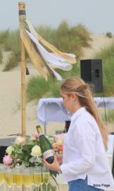 Bruiloftdecoratie de Haven van Renesse