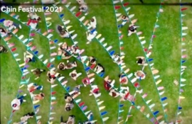 Festival slingers Chin Chin festival
