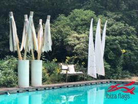 Ibiza style tuindecoratie