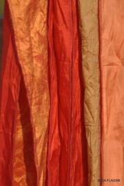 Ibiza vlag Rood