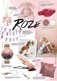 Roze slinger - Perswereld