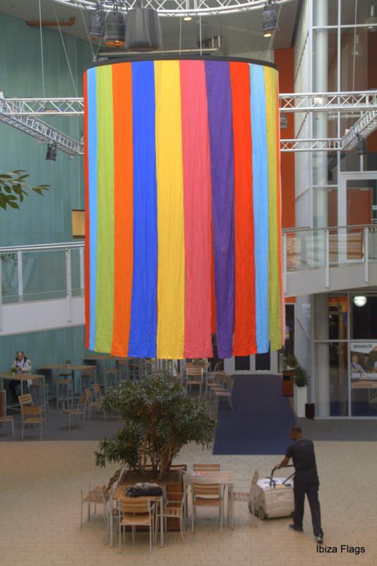 Banier Cultuurgebouw Hoofddorp