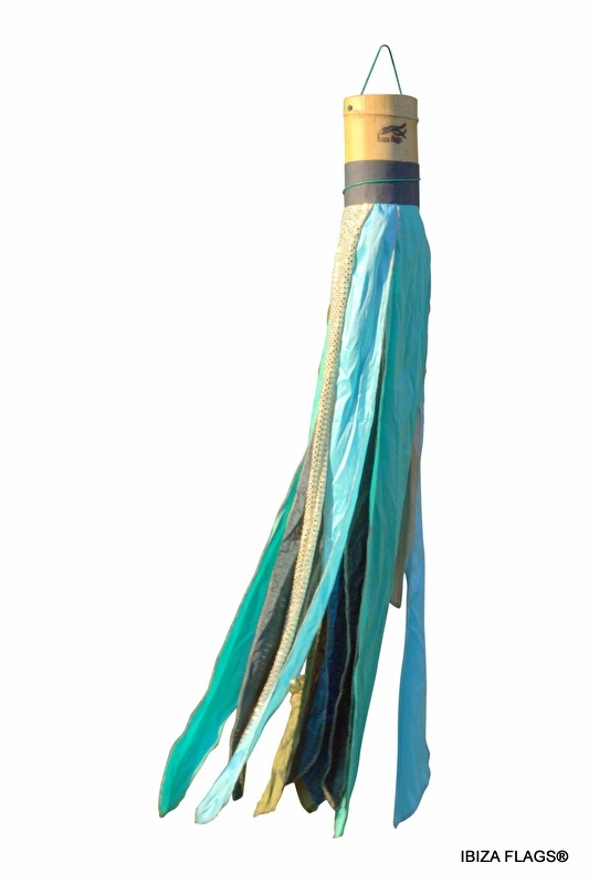 Ibiza vlag kleur Aqua