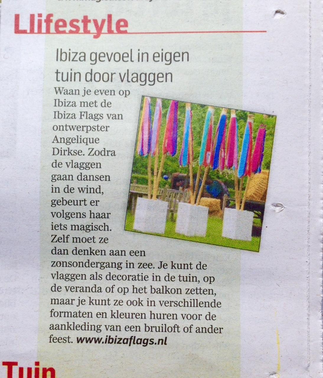 Ibiza vlaggen