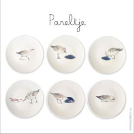 Pareltje - B-keus complete set