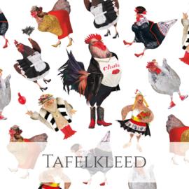 Tafelkleed 'Chicky's'