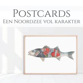 'Een Noordzee vol karakter ' Uitverkocht