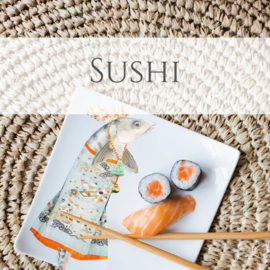 The art of Sushi - Sushi set voor 6 personen