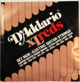 D`addario XL REDS Electric Guitar Strings R630