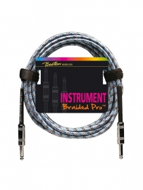 Boston Braided Pro instrumentkabel 6m
