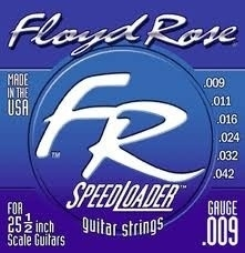 Floyd Rose Speedloader Guitar Strings 0.09 0.42