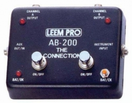Leem AB200 Double Switching A/B Box