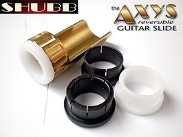 Shubb reversible guitar slide