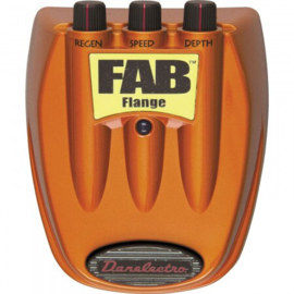Danelectro Fab Flange Pedal ( occasion )