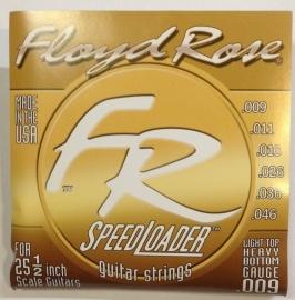 Floyd Rose Speedloader Guitar Strings 0,09-0,46